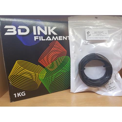 PLA3D850 Black Sample 1.75mm