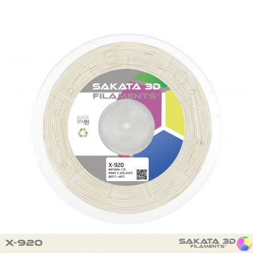 X-920 Flex Natural - White 1.75mm 450g